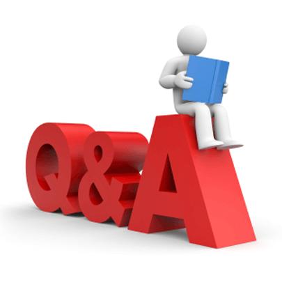 サイト開設以来多くの質問をいただきました。皆さんのお悩みにお答えします。管理人のQ&Aコーナー