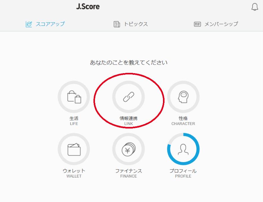 J.Score 情報連携