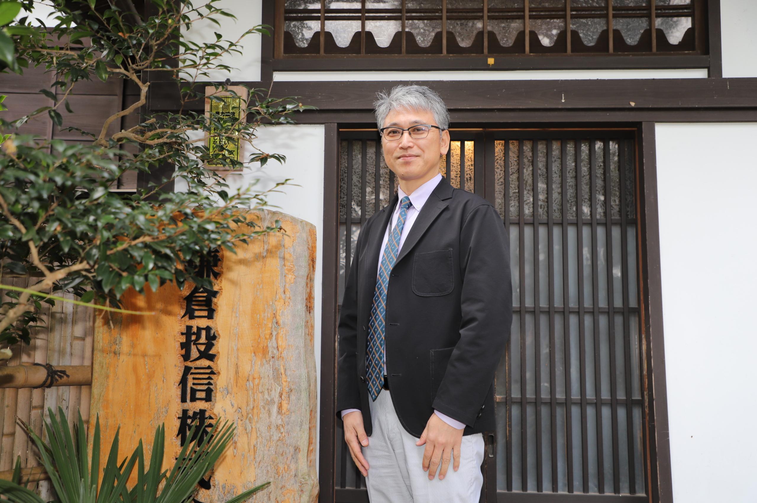 10年で顧客預かり資産100倍。今、注目を集める「鎌倉投信」の投資哲学代表取締役社長・鎌田恭幸氏(54歳)