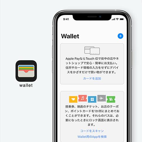 Walletアプリ